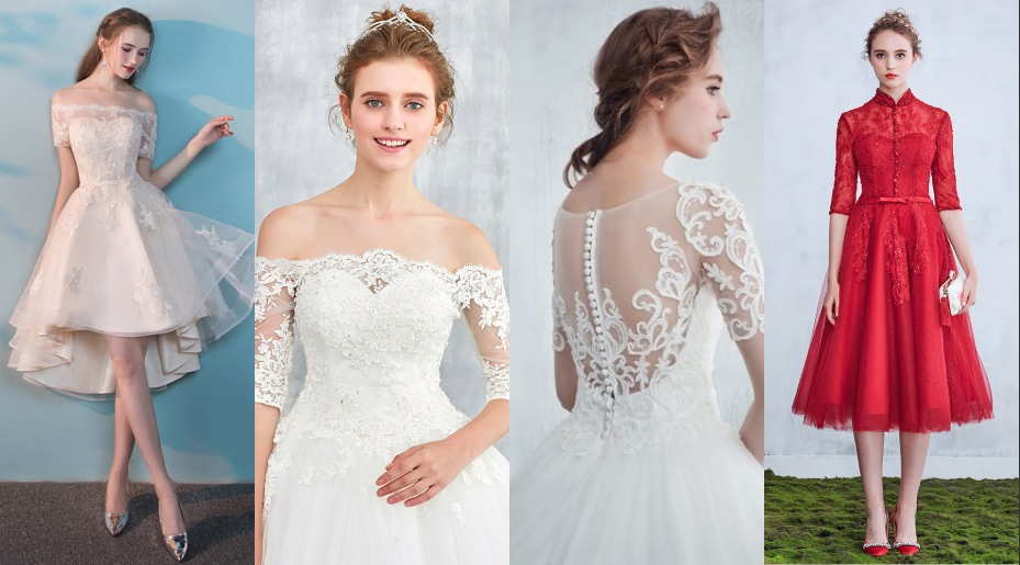 4-styles-de-robe-de-mariée-vintages-civil-2018